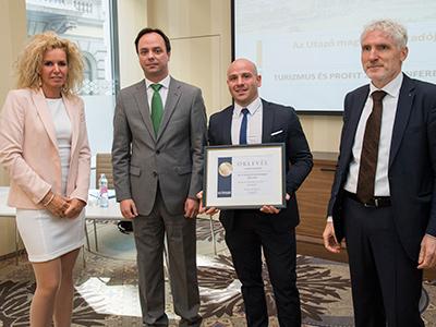 Avalon Resort & SPA - Év wellness szállodája díj