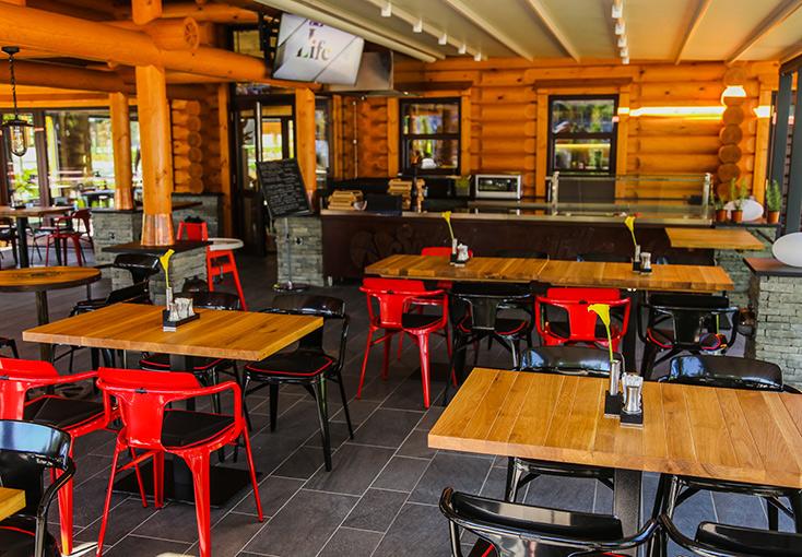 Avalon Resort & SPA - Sörkert & Grill Garden