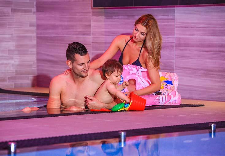 Avalon Resort & SPA Miskolctapolca - Családosok
