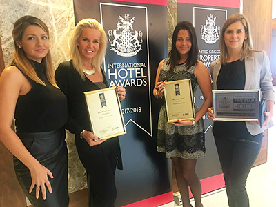 Avalon Resort & SPA - International Hotel Awards