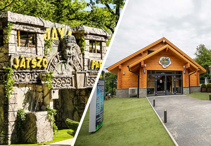 Avalon Resort & SPA - Maya játszópark