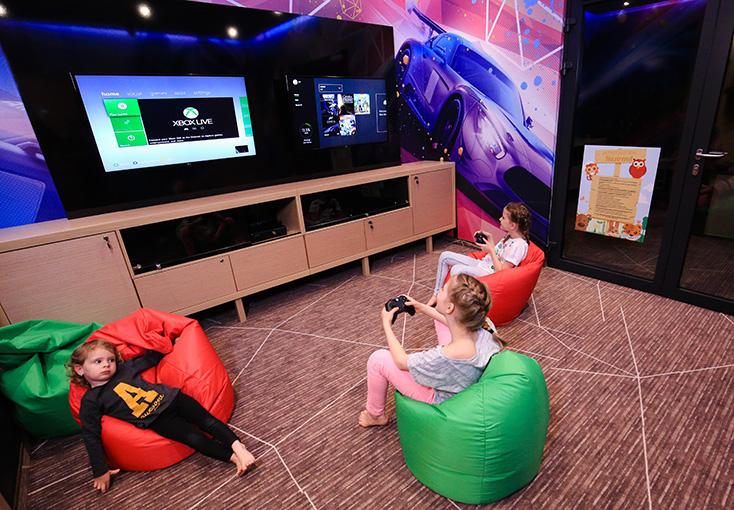 Avalon Resort & SPA játszószoba gyerekek