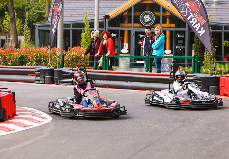 Avalon Resort & SPA - Hell Kart & Event Center