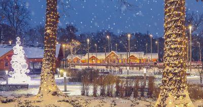 Meseszerű Avalon Karácsony