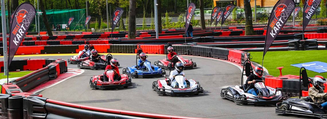 HELL Kart & Event Center - Avalon Resort & SPA